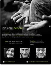 Invisible People Book Launch / Exhibition...